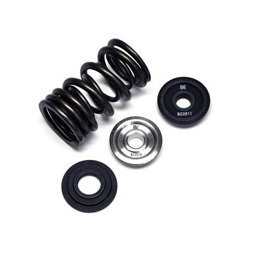 Brian Crower DUAL SPRING/TITANIUM RETAINER/SEAT KIT (Honda K20A/K20Z, F20C/F22C - RACE/LTD STREET) - Modern Automotive Performance