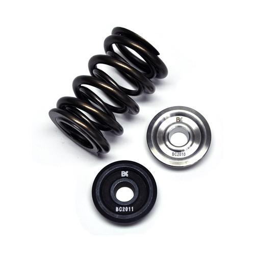 Brian Crower DUAL SPRING/STEEL RETAINER/SEAT KIT (Honda K20A/K20Z, F20C/F22C - HIGH LIFT SPRING) - Modern Automotive Performance
