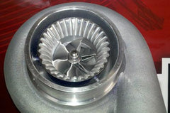 Bullseye Power S374R Race Billet Universal Turbo
