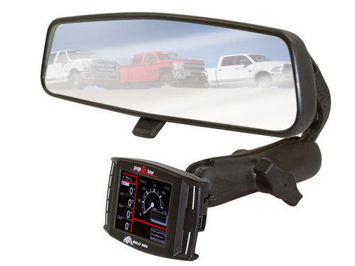 RAM Mirror-Mate Mounting Kit for GT/WatchDog (GM vehicles) by Bully Dog (33600) - Modern Automotive Performance