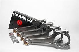 Carrillo Pro-H Rods With 3/4 CARR Bolts Mazdaspeed 3 - Modern Automotive Performance