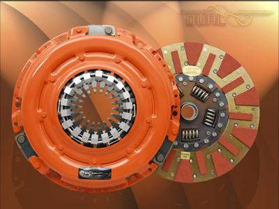 Centerforce Dual Friction Clutch Kit STi 04-09 - Modern Automotive Performance