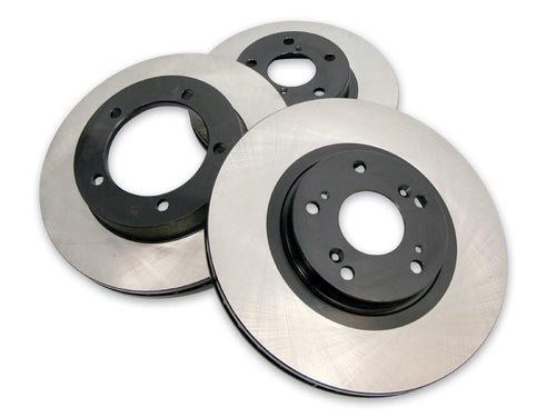 Centric Plain Rear Brake Rotor (Subaru BRZ / Scion FR-S 13+) 120.47031 - Modern Automotive Performance