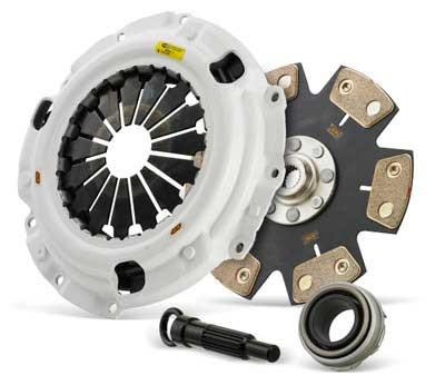 Clutch Masters FX500 (6 puck) Clutch Kit / (83-87) Mitsubishi Starion 2.6L (To 5/87) Non-Turbo, Turbo w/o IC 4 cyl. - Modern Automotive Performance