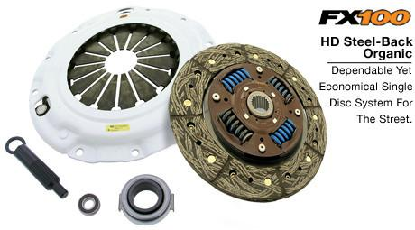 Clutch Masters FX100 Stage 1 Clutch Kit (DSM) - Modern Automotive Performance