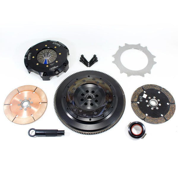 Cluth Masters FX725 Twin Disc Street/Race Clutch Kit | 2017-2020 Honda Civic 1.5T/Si (08150-TD7S-A)