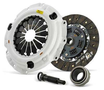 Clutch Masters FX100 Clutch Kit / (02-04) Subaru WRX 2.0L 242mm (2600#) Upgrade Kit w/Flywheel 4 cyl. (Moderate Abuse, Moderate Power) - Modern Automotive Performance