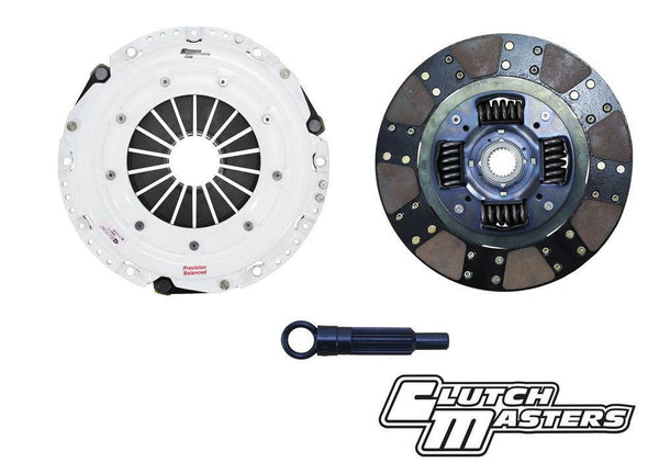 Clutch Masters FX350 Street/Race Clutch Kit | 2015-2017 VW Golf R MK7 (17450-HDFF)