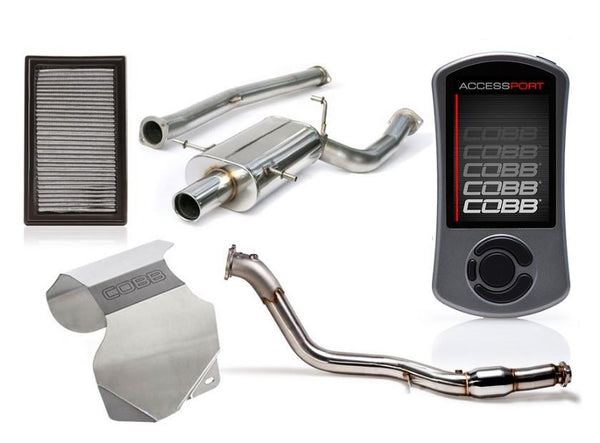 Cobb Tuning Stage 2 Power Package Subaru WRX 2006-2007   613X02 - Modern Automotive Performance