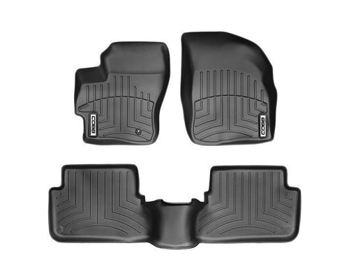 COBB x WeatherTech Floorliner Set | 2007-2009 Mazdaspeed3 (COBBWT44147-1-2)