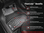 COBB x WeatherTech Front Floorliners | 2016-2018 Ford Focus RS (COBBWT449791)