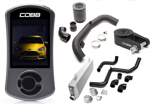 COBB Tuning Stage 2 Power Package | 2013-2018 Ford Focus ST (FOR0010020)