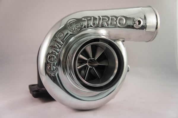 "Comp Turbo CT43X Series 4"" Inlet / 3"" Outlet Oil-less Ball Bearing Turbocharger (4347475-758144)"