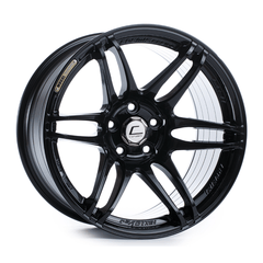 Cosmis Racing MRII Black Wheel 18x9.5 +15mm 5x114.3 (MRII-1895-15-5x114.3-B)