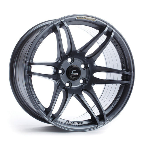 Cosmis Racing MRII Gun Metal Wheel 18x9.5 +15mm 5x114.3 (MRII-1895-15-5x114.3-GM)