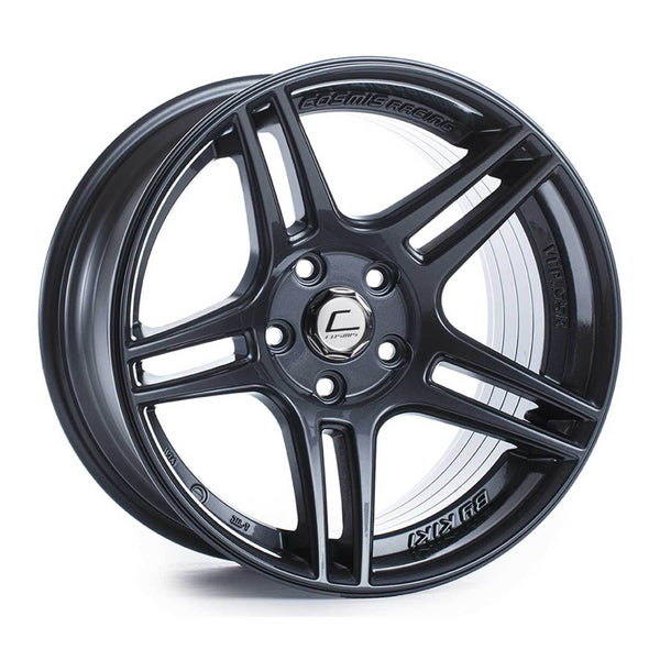 Cosmis Racing S5R Wheel Gun Metal 17x9 +22mm 5x114.3 (S5R-1790-22-5x114.3-GM)