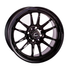 Cosmis Racing XT-206R Black Wheel 15x8 +30mm 4x100 (XT206R-1580-30-4x100-B)