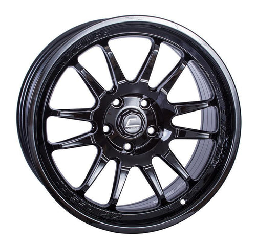 "Cosmis XT-206R 5x114.3 20"" Black Wheels"