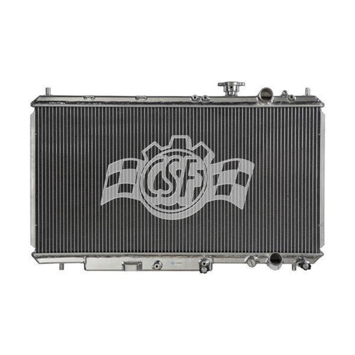 CSF Aluminum Racing Radiator | 1994-2001 Acura Integra (2850)