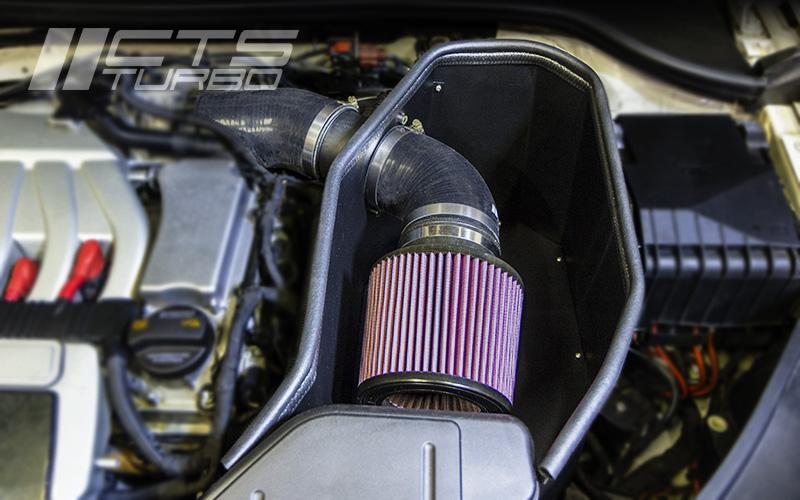 CTS Cold Air Intake System | 2007-2009 VW Golf Mk5 R32 (CTS-IT-180)