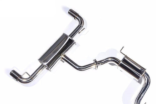 "CTS Turbo 3"" Cat-Back Exhaust 