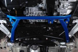 Cusco Front Lower Arm Bar (TypeII) Brace 2008 + Mitsubishi Lancer Evolution X - Modern Automotive Performance
