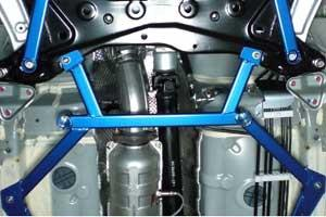Cusco Front Floor Brace 2008 + Mitsubishi Lancer Evolution EVO X - Modern Automotive Performance