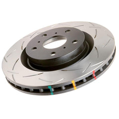 Rear Slotted 4000 Brake Rotor for Subaru/Scion BRZ/FR-S (US) WRX by DBA (Disc Brakes Australia)