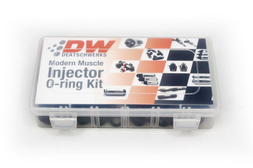 Deatschwerks 205 Piece Modern Muscle Fuel Injector O-ring Kit (2-202)