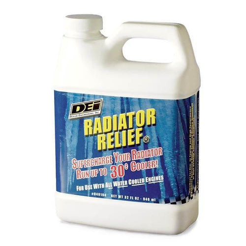Radiator Relief 32oz.  by DEI - Modern Automotive Performance