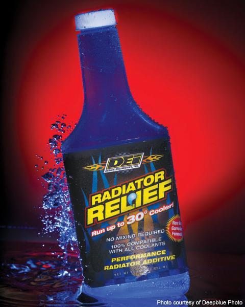 Radiator Relief 16oz.  by DEI - Modern Automotive Performance