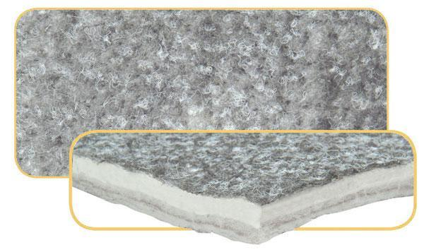"Under Carpet Lite - Sound Absorbion and Insulation - 24"" X 54"" W (9 Sq. Ft.) by DEI - Modern Automotive Performance"