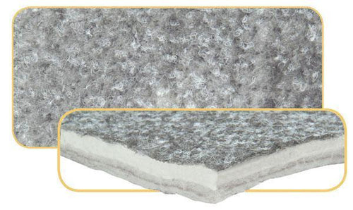 "Under Carpet Lite - Sound Absorbion and Insulation - Bulk 1Ft. X 54"" W by DEI - Modern Automotive Performance"