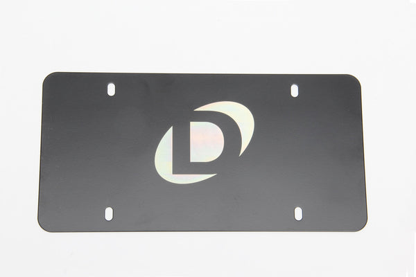 Dinan License Plates and Frames | 2011 - 2011 BMW 1 SERIES M (D010-0015)