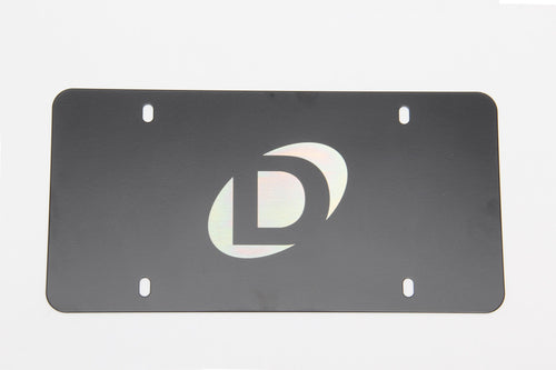 Dinan License Plates and Frames | 2011 - 2011 BMW 1 SERIES M (D010-0016)