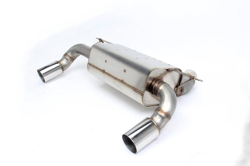 Dinan Stainless Exhaust | Multiple BMW Fitments (D660-0055)