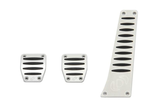 Dinan Alumnium Pedal Cover Set | Multiple BMW Fitments (D700-0000)
