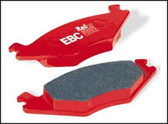 EBC Red Stuff Rear Brake Pads (Evo 8/9) DP31538C