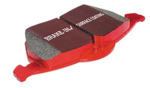 2015+ Subaru WRX Redstuff Brake Pads (Front) by EBC Brakes - Modern Automotive Performance