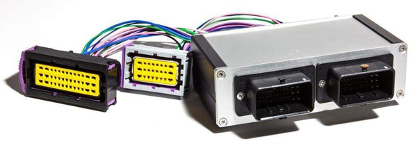 ECUMaster PnP Adapter For EMU Black | 2001-2011 Lotus 2ZZ Non-DBW (ECU2ZZB)
