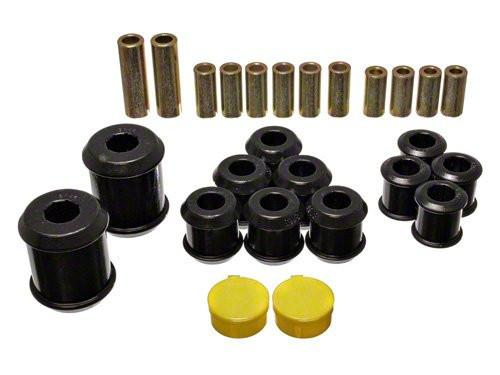 Energy Suspension Front End Control Arm Bushing Set (WRX 02-06) - Modern Automotive Performance