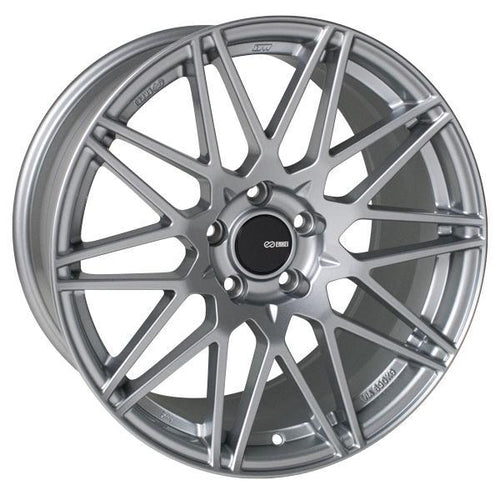 "Enkei TMS 5x112 18"" Storm Gray Wheels"