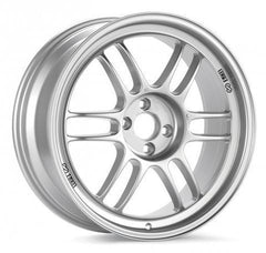 Enkei RPF1 / 15x8 / 4x100 / 28mm Offset / 73mm Bore Silver Wheel