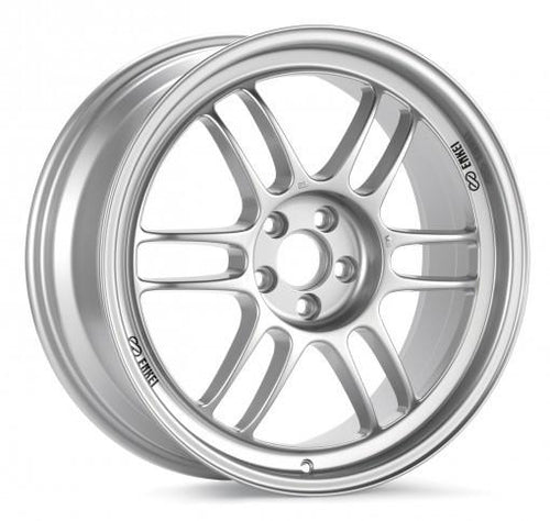 RPF1 18x9 5x112 35mm Offset 66.5mm Bore Silver Wheel by Enkei - Modern Automotive Performance