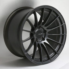 RS05-RR 18x9.5 22mm Offset 5x114.3 Bolt Pattern 75 Bore Matte Gunmetal Wheel by Enkei