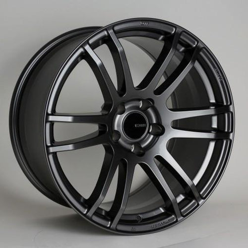 TSP6 18x8 35mm Offset 5x112 Bolt Pattern 72.6 Bore Gunmetal Wheel by Enkei - Modern Automotive Performance