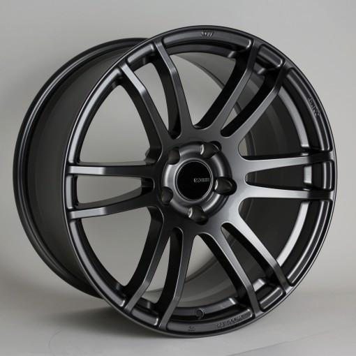 TSP6 18x9.5 45mm Offset 5x100 Bolt Pattern 72.6 Bore Gunmetal Wheel by Enkei - Modern Automotive Performance