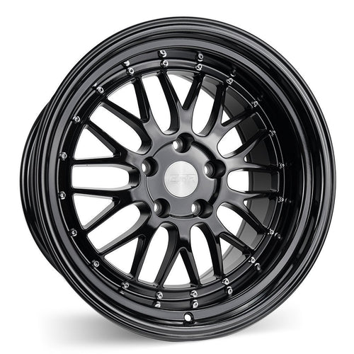 "ESR SR05 5x114.3 19"" Gloss Black Wheels"