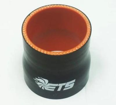 "ETS Straight Silicone Reducer Coupler 3.0"" to 3.5"" (ETS-3in-35in-Straight Reducer)"