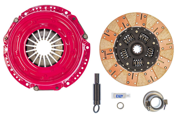 Exedy Stage 2 Cerametallic Clutch | Multiple Fitments (01950)